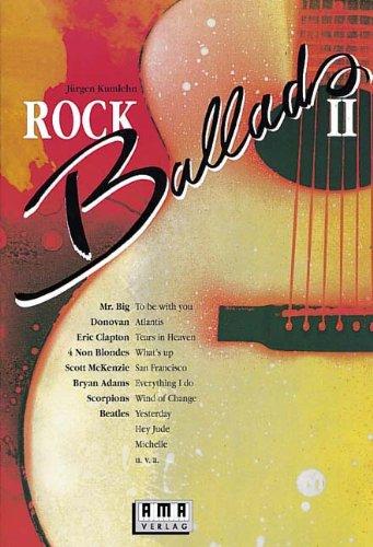 Rock Ballads, Bd.2