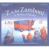 Z Is For Zamboni: A Hockey Alphabet