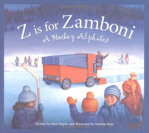 Z is for Zamboni: A Hockey Alpha...