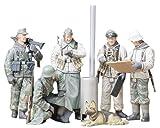 Tamiya - 35212 - Maquette - Soldats Allemands au Rapport - Echelle 1:35