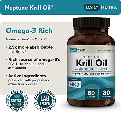Buy krill oil on market