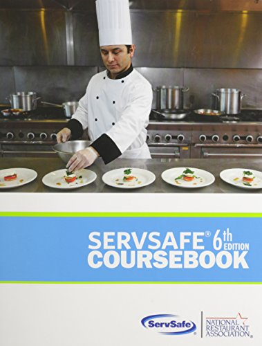 ServSafe Coursebook (6th Edition)