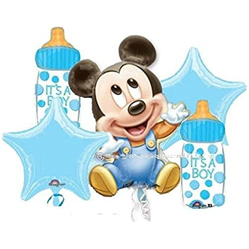 Baby Mickey Mouse Decorations For Baby Shower: Amazon.com