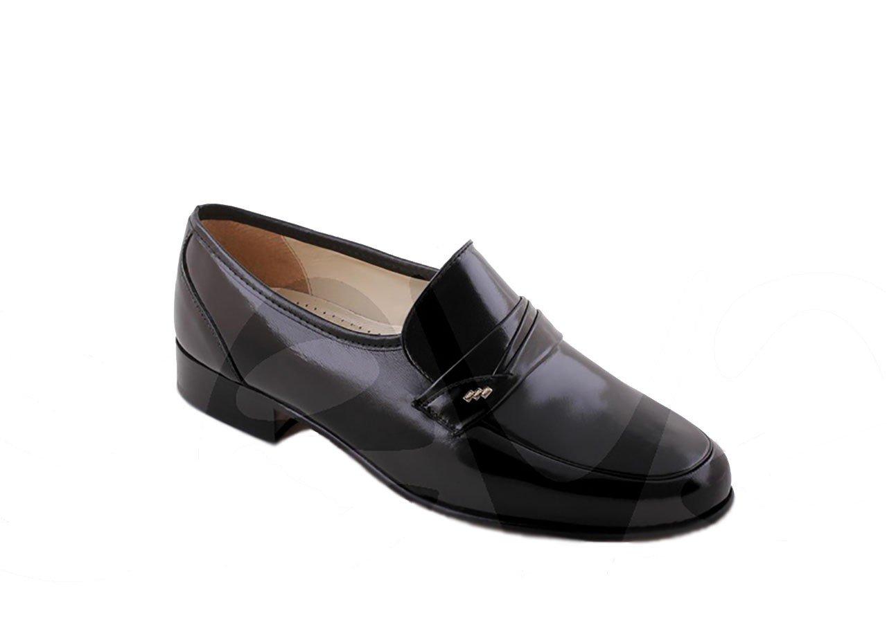 Martelly Design - 3020 - Zapato Caballero Piel 40 EU Negro