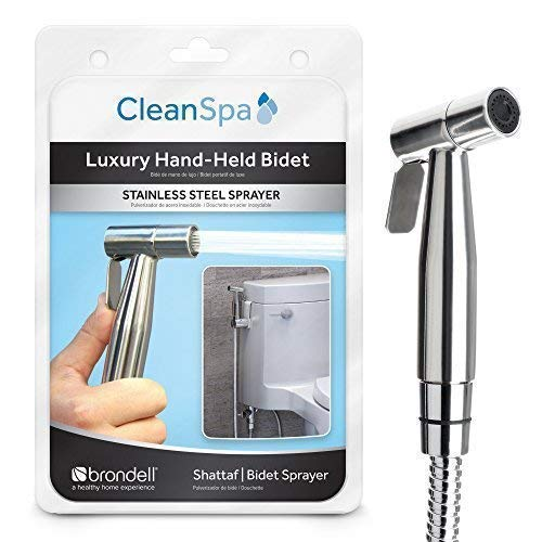 cleanspa luxury stainless steel hand