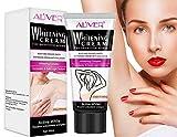 Whitening Cream Natural Underarm Lightening & Brightening Deodorant Cream Armpit Whitening Body Creams Underarm Repair Between Legs Knees Private Part (Black013)