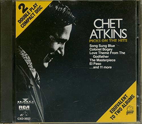 Picks on the Hits by Atkins, Chet