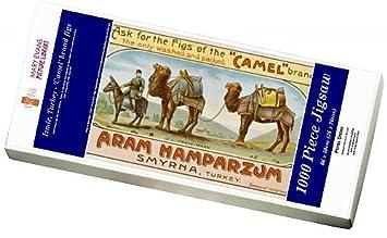 low priced 9cf49 633ae Foto Puzzle von Izmir, Türkei - Camel Marke Feigen: Amazon ...