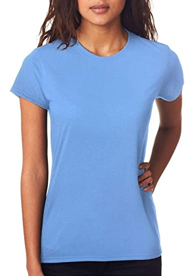 adde185ed Image Unavailable. Image not available for. Color: Gildan - Performance  Ladies' T-Shirt ...