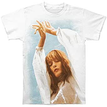 Florence + The Machine Men's What Water Gave Me Slim Fit T-shirt Small White