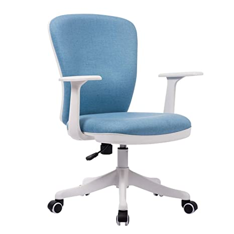 Swell Amazon Com Ergonomic Office Desk Chair With Armrest Study Gmtry Best Dining Table And Chair Ideas Images Gmtryco