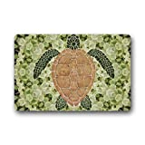 Generic Customize New Fashion Design Decorative Funny Retro Vintage Welcome Sea Turtle Doormat - Best Reviews Guide