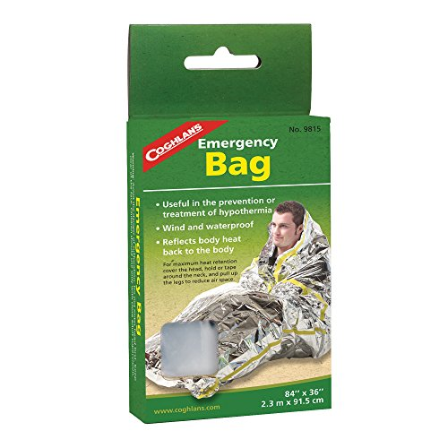 All Weather Emergency Bag Coghlans 9815 product image