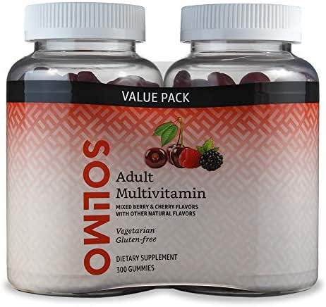 Multivitamins: Solimo Adult Multivitamin