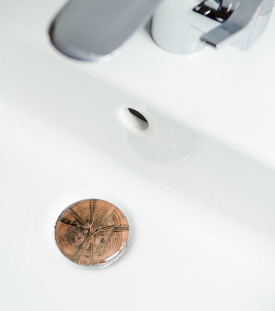 Harmonie Grande s/élection de bondes de lavabo de Haute qualit/é Sanilo XXL Bonde de lavabo
