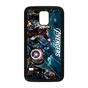 2015 CustomizedPersonalized Fantastic Skin Durable Rubber Material Samsung Galaxy s5 Case - Marvel's The Avengers