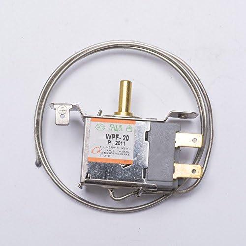Termostato universal refrigerador WPF20 2 pies Mecánico Control de ...