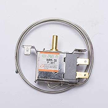 Refrigerator thermostat WPF20 2 Feet Mechanical temperature control Freezer parts