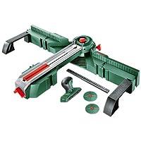 Bosch 0603B04100 Station de sciage PLS 300 Set avec couteau à carrelage