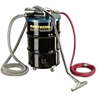 Nortech N301BCX B Vacuum Unit with 1.5-Inch Inlet and Attachment Kit, 30-Gallon