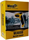 Wasp WLR8950 PS2 Bi-Color CCD Barcode Scanner with PS2 Cable