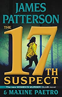 Book Cover: The 17th suspect