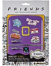 FRIENDS Magneten, Veelkleurig, 18 x 24cm