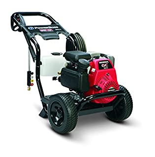PowerBoss 20309 2 5-GPM 3000-PSI Gas Pressure Washer with