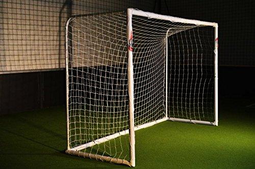 4 opinioni per OFFERTA IMPERDIBILE! POWERSHOT ® Porta da calcio STADIUM 3 x 2 m in uPVC-