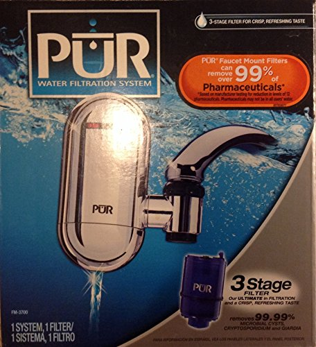 Water Filter Faucet Mount
