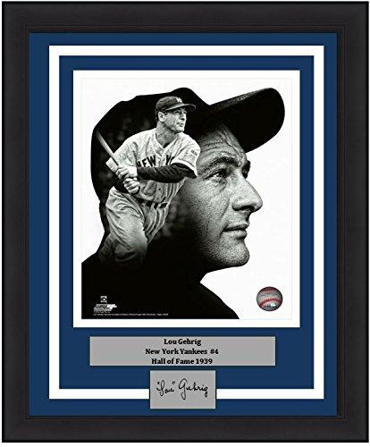 - Yankees Lou Gehrig PROfile 8