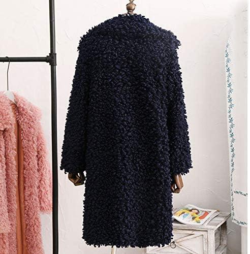 iTLOTL Women Winter Warm Thick Coat Solid Overcoat Outercoat Jacket Cardigan Coat