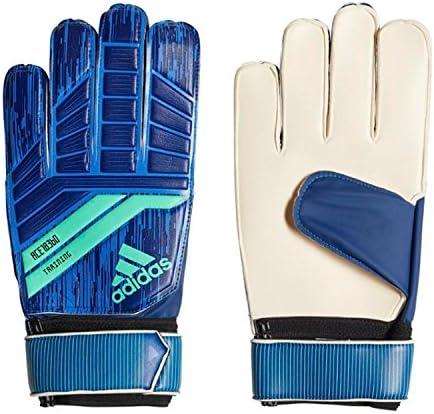 Adidas (아디다스) 축구 골키퍼 장갑 프레데터 트레이닝 고용한 블루 S18통합 잉크 F16고용한 그린 S18 (CF1367) EBW56 / adidas Soccer Keeper Gloves Predator Training Hi-Res Blue S18Unity Ink F16Hi-Res Green S18(CF1367) EBW56