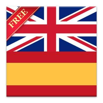 English Spanish dictionary FREE