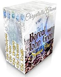 Boreal and John Grey Season 1 (English Edition)