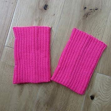 Calcetines largos Botas de mujer Calcetines cortos ajustados Lana de tejer Agujas dobles Pies tibios Juegos
