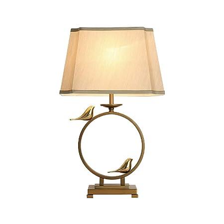 ZZW Lámparas de Mesa de Hierro Vintage, Antiguo Fondo de ...