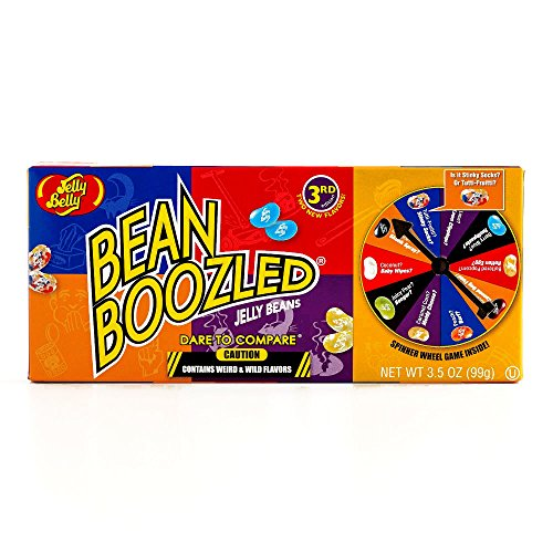 Jelly Belly BeanBoozled Game 3.5 oz each
