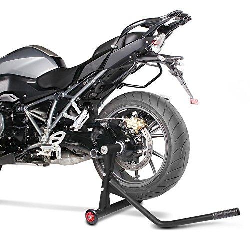 B/équille dAtelier Arri/ère Triumph Speed Triple RS 18-19 ConStands Single Racing Noir Mat