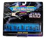 star wars imperial chewbacca - Star Wars Micro Machines IMPERIAL OFFICERS Figure Collection 66080 [ 1996 ]