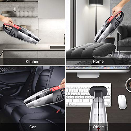 Buy car vacuum for pet hair