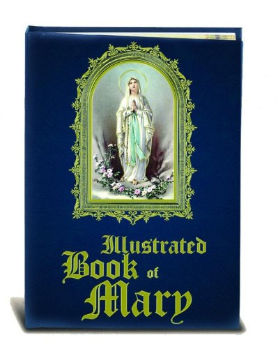 Download Illustrated Book of Mary - Hardcover (2431) ebook
