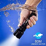 Genwiss Dive Light, Diving Flashlight Underwater
