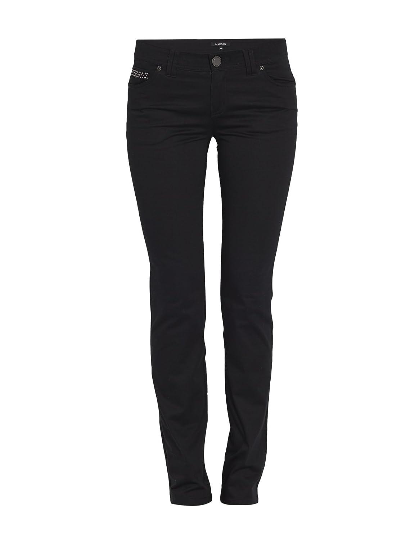 Morgan 142-PACINO.N - Pantalones para mujer, color negro, talla 40