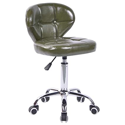 Excellent Amazon Com Adjustable Rolling Swivel Office Stool For Salon Ocoug Best Dining Table And Chair Ideas Images Ocougorg