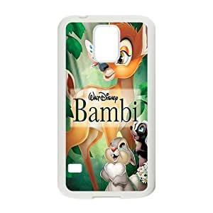 Happy Bambi Case Cover For samsung galaxy S5 Case