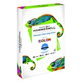 Hammermill Paper, Premium Color Copy Cover Cardstock, 17x11 Paper, 80lb Paper, 100 Bright, 1 Pack / 250 Sheets (120037R) Heavy Paper, Card Stock White