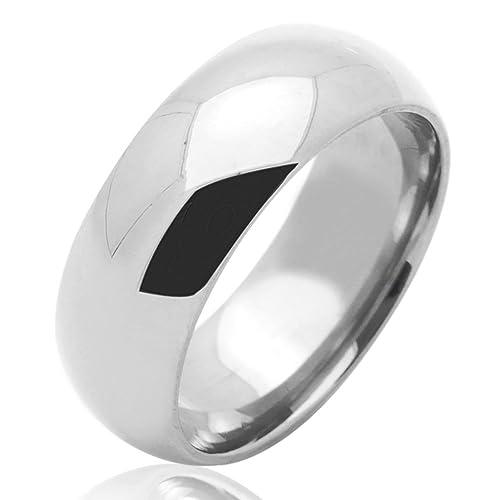 Pequeños Tesoros - Anillo de mujer - de oro blanco (14k) Anillo De Matrimonio