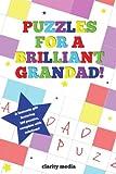 Puzzles for a Brilliant Grandad, Clarity Media, 1492325791