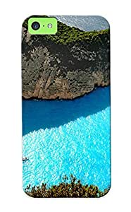 Premium Protection Zakynthos Island Case Cover For Iphone 5c- Retail Packaging